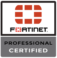 Siamo Certificati Fortinet